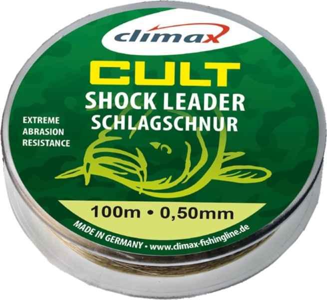 CLIMAX šokový silon 100m - CULT Shock Leader 1891 851110100060 - CLIMAX šokový silon 100m - CULT Shock Leader