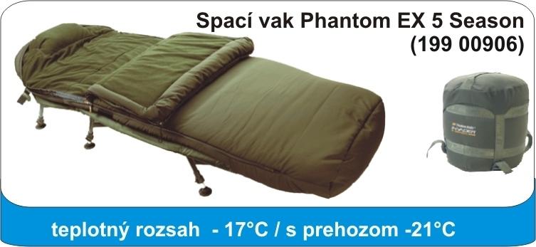 spacák Phantom EX 5 season