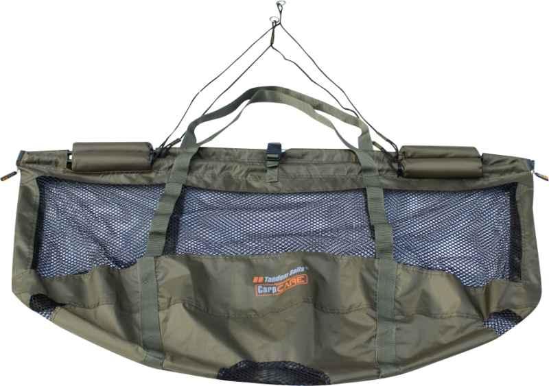 Plávajúca taška na váženie rýb 117x65cm