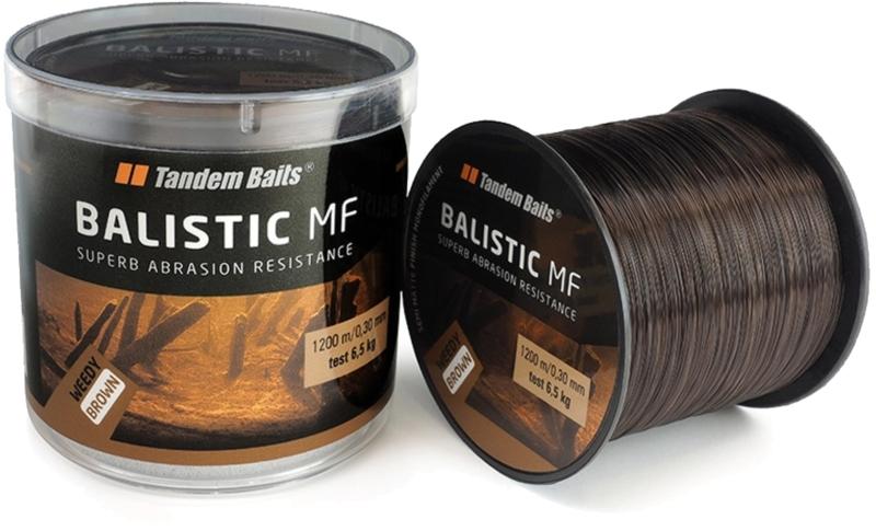 Kaprársky silon Balistic MF - Dark brown