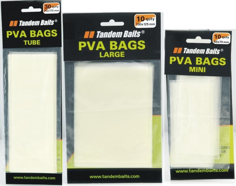 PVA Mini sáčky 50 mm x 70 mm /10 ks