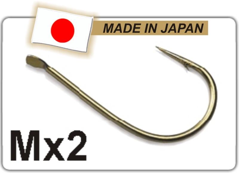 Professional Match rybárske háčiky M X2 - TB 10ks veľkosť 10 - 10ks