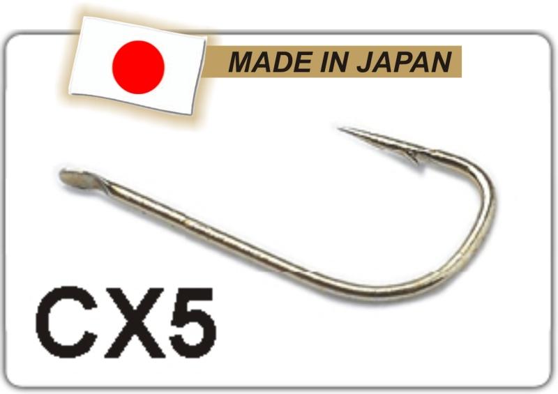 Professional Competition rybárske háčiky C X5 - TB 10ks