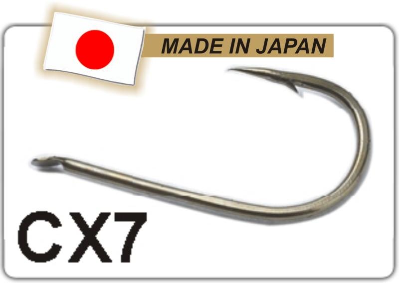 Professional Competition rybárske háčiky C X7 - TB 10ks