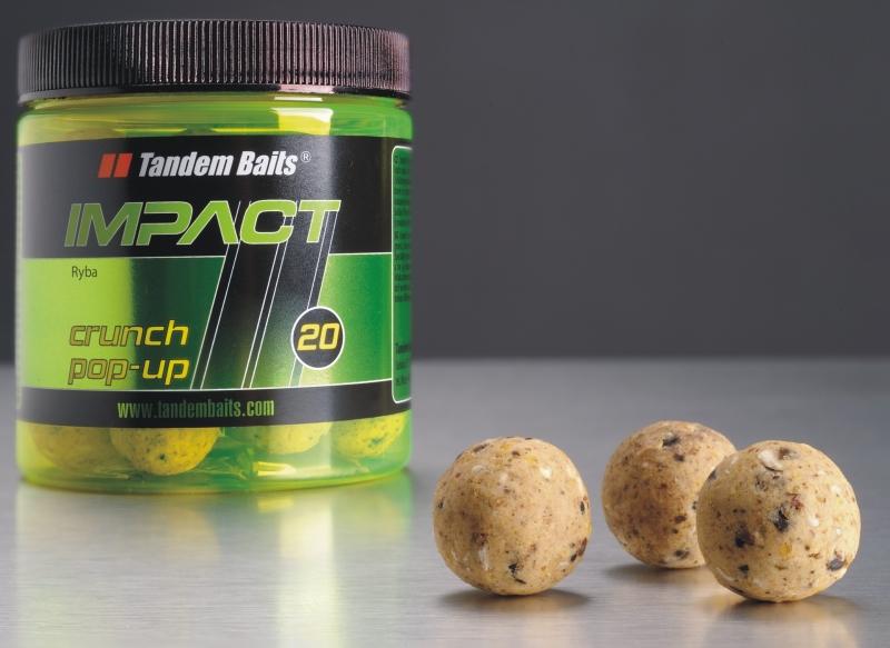 Impact Crunch Pop-Up 20/250m mais-kukurica