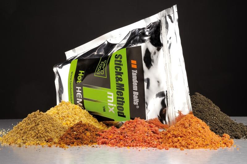 Method Mix Hot&Hemp-konope 1 kg