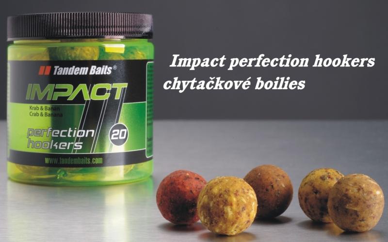 Impact Perfection Hookers 18/250ml Vanilka & Smotana