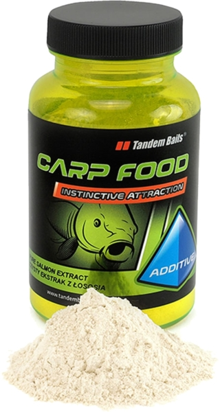 Carp food- lososový púder 100g