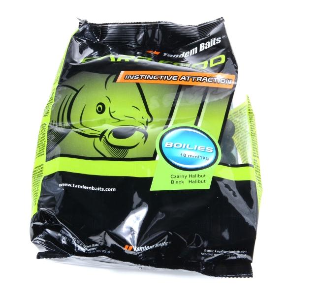 Carp Food Tandem Baits Boilies 18mm/1kg Homár & Rak