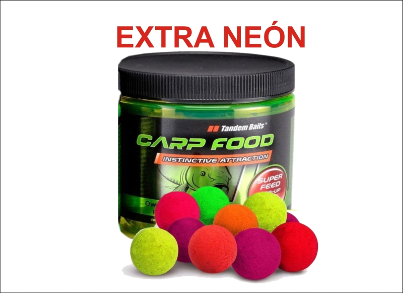 Super Feed Fluo Pop Up mix boile 200ml