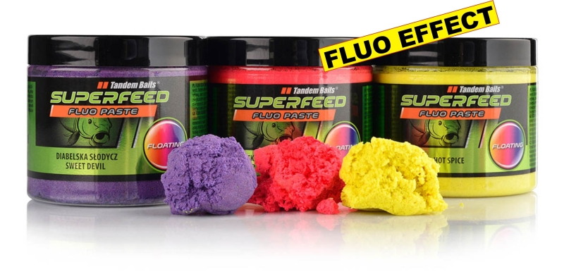SuperFeed - Fluo Floating - Pasta 160g