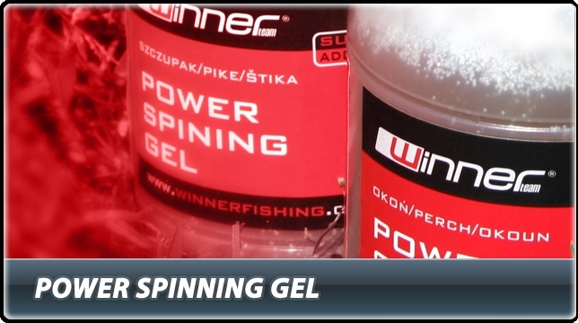 Spinning gel Winner