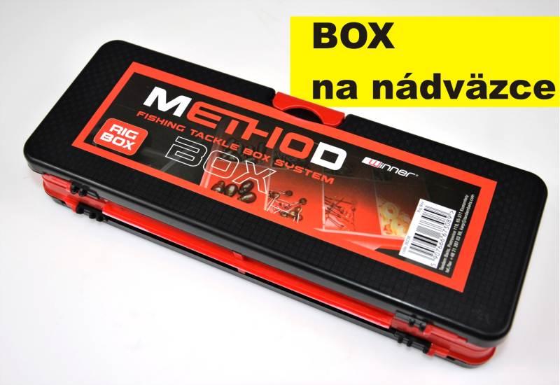Method winner - box na hotové nadväzce 25 x 9 x 4,5cm