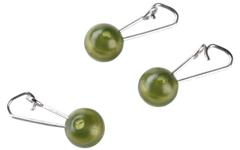 Karabínka s ochranou Method Feeder Clip beads 10ks Veľkosť: S