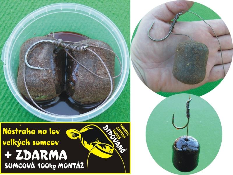 Fanatic Catfish Hooks - Ryba