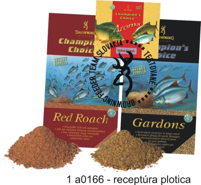 Krmivo feeder receptúra PLOTICA od Browning