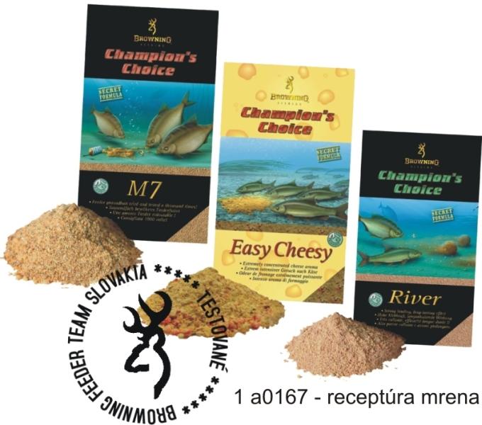 Krmivo feeder receptúra MRENA od Browning