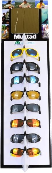 Polarizačné okuliare BROWNING - výstavný stojan