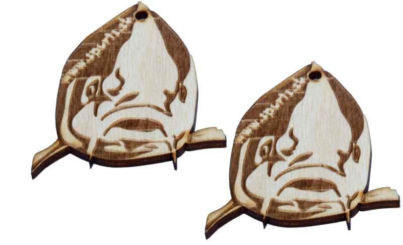 Rybársky prívesom s logom SPORTS