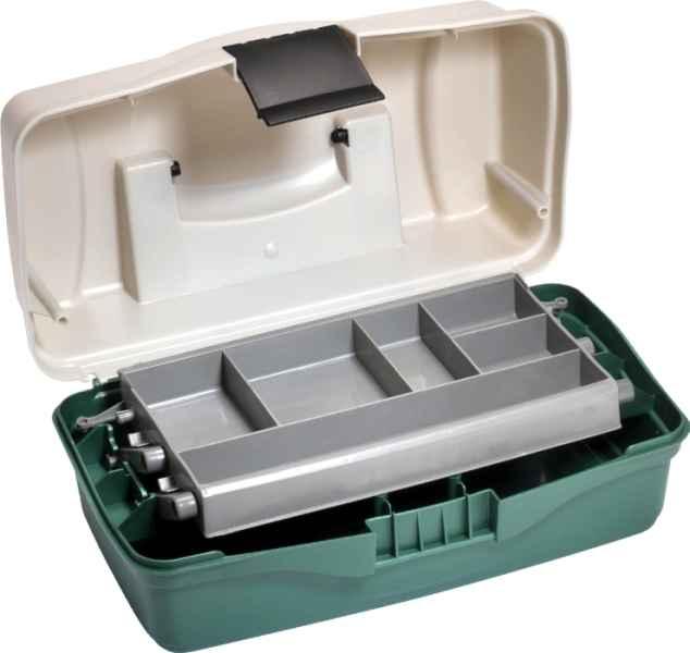 Poschodový kufrík - jedno poschodie - 34x20x16cm