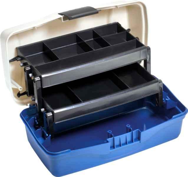 Poschodový kufrík - dve poschodia - 34x20x16cm