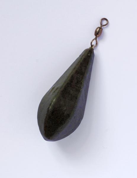 Rybárska záťaž záves. HRUŠKA/pear