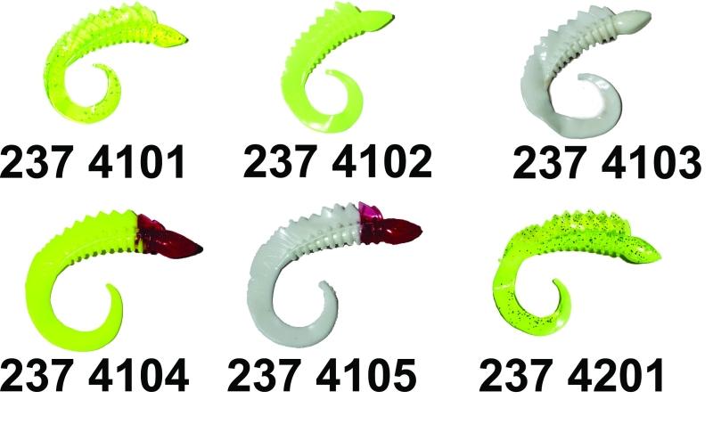 RELAX twister viper 3 (6cm) cena 1ks/bal25ks