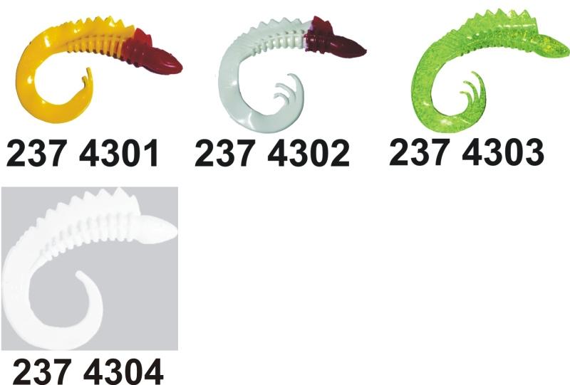RELAX twister viper 6 (13cm) cena 1ks/bal25ks