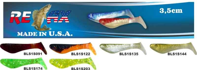 RELAX kopyto RK 1 (3,5cm)cena 1ks/bal25ks Farba: BLS1S203