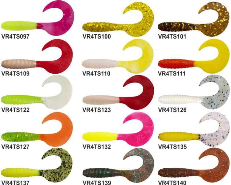 RELAX Twister 4 VR4 (8cm)cena1ks/ba10ks