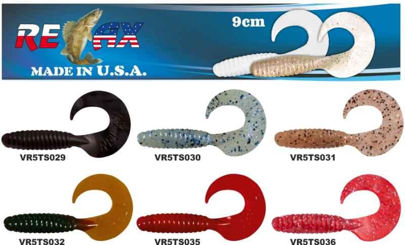 RELAX Twister 5 VR5 (9cm)cena1ks/bal10ks