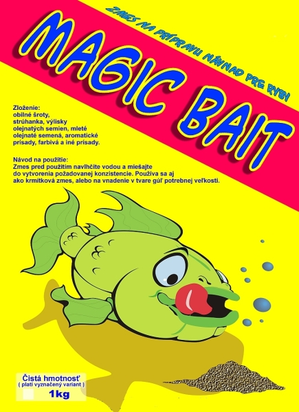 Krmivo Magic Bait-krmivo 2.3kg