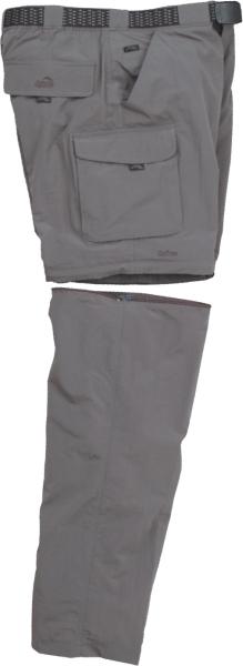 f840bd072 ZIP ZONE nohavice aj kraťasy GEOFF Anderson šedé | Rybárske potreby ...