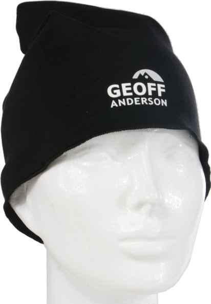 Geoff Anderson Čiapka HOOD - merino fleece