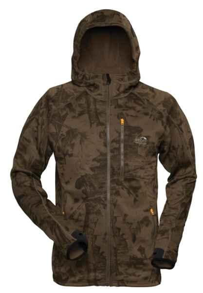 Celoročná flísová bunda HOODY3 Geoff Anderson - maskáč Veľkosť S