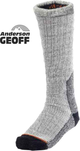 Ponožky Geoff Anderson BootWarmer Sock L (44-46)