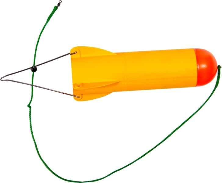 Krmná raketa ULTRA BAIT dĺžka 16,5cm priemer 4,5cm