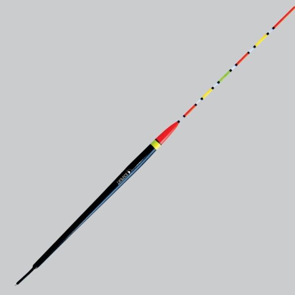 Rybársky balzový plavák (priebežný) na stojatú vodu 3,0g/31cm