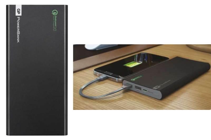 Dobíjacia batéria - GP Powerbank 10000 mA