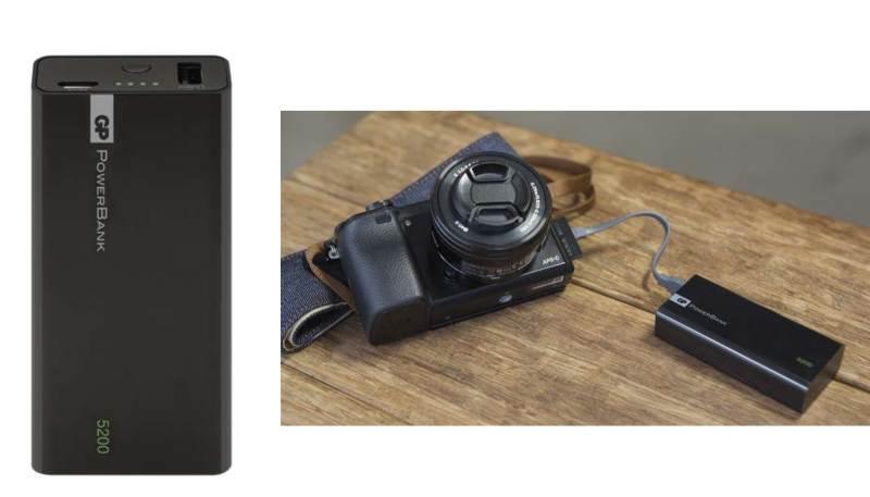 Dobíjacia batéria - GP Powerbank 5000 mA - 1C05