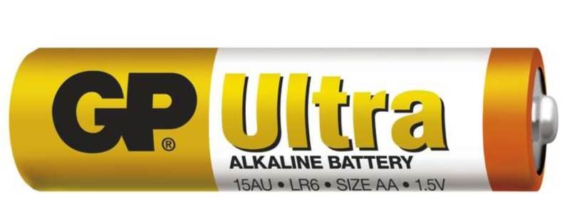 Batéria LR6 1,5V Ultra Alkalická - 2ks bal/cena za 1ks