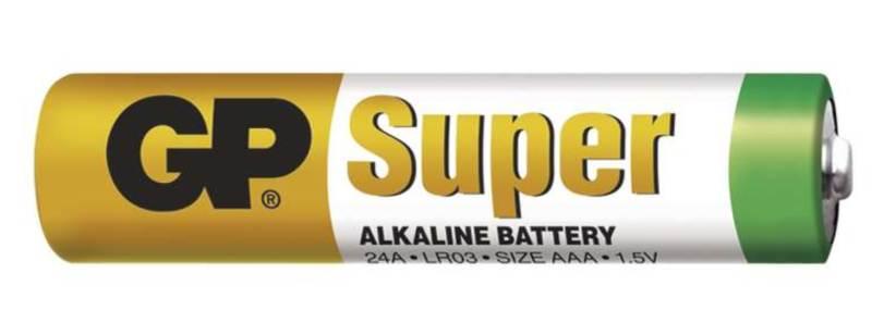 Batéria LR03 1,5V Ultra Alkalická - 2ks bal/cena za 1ks