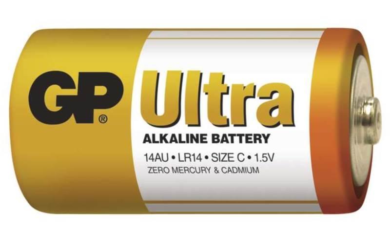 Batéria LR14 1,5V Ultra Alkalická - 2ks bal/cena za 1ks