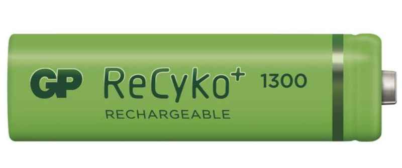 Nabíjacia 1,2V AA batéria RECYKO - 2ks bal/cena za 1ks