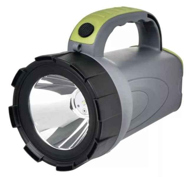 Rybárska nabíjateľná CREE LED baterka svietivosť 300lm