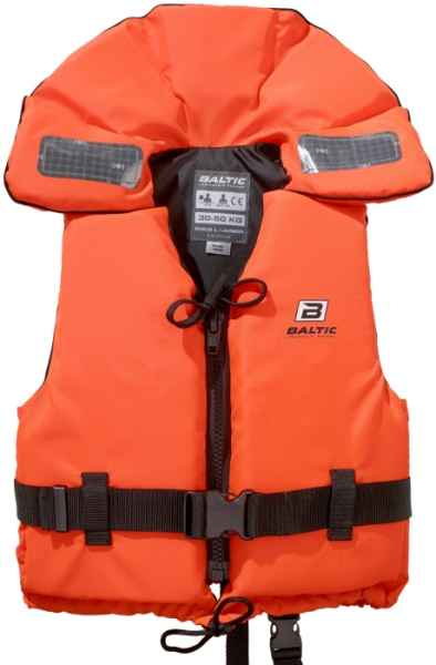 Záchranná vesta BALTIC - dospelí 90 + kg
