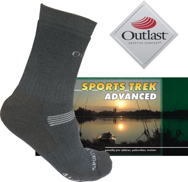 Termo ponožky SPORTSTrek Advanced veľkosť 37-40