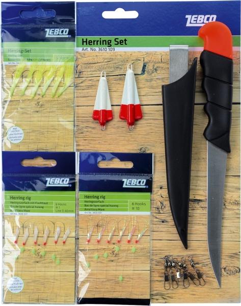 Herring Set- sleďový, obsahuje 12-vecí