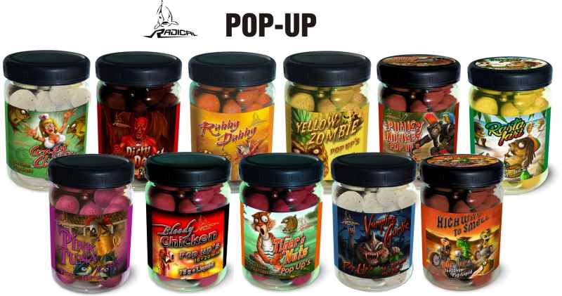 Quantum Radical Dirty Devil Pop Up 75g