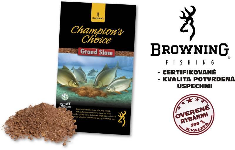 Krmivo browning champions choice 1kg grand slam